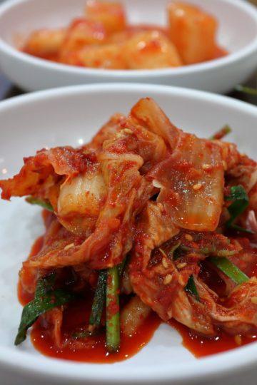 traditional kimchi recipe