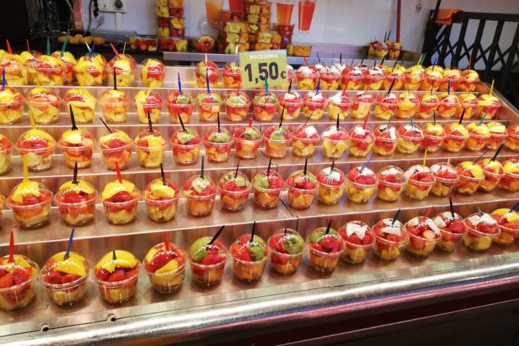 food in barcelona