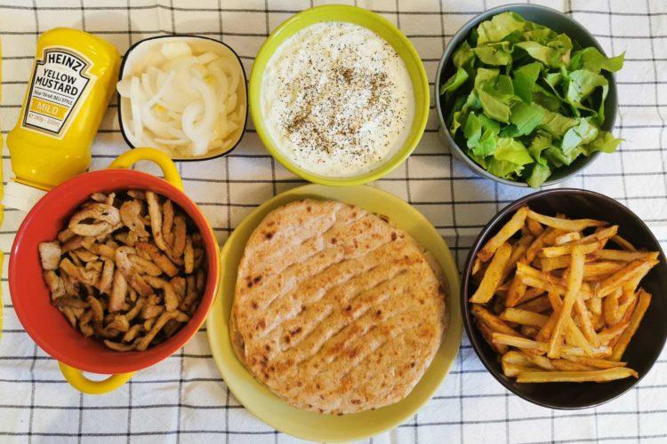 chicken gyros recipe
