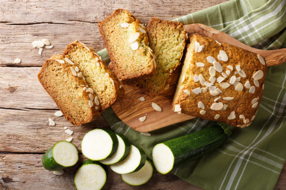 zuchini bread