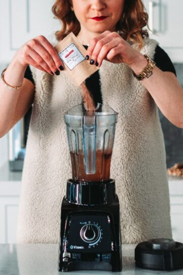 blender lady vitamix 5200 review