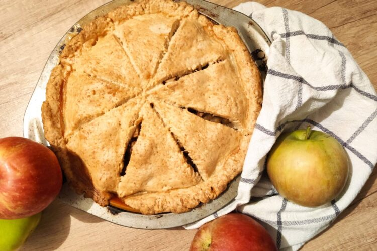 apple pie easy recipe