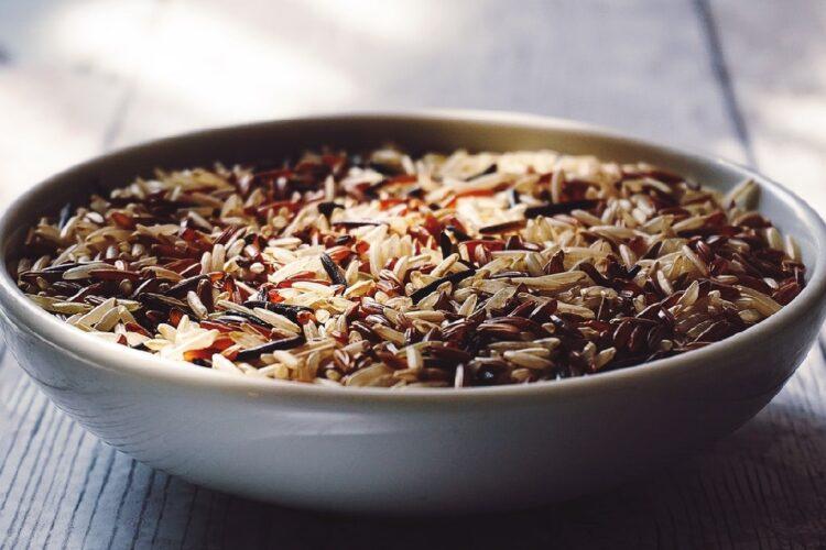 quinoa vs brown rice