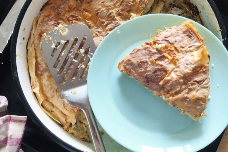 recipes with phyllo dough