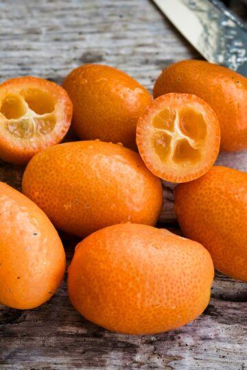 how to eat kumquat